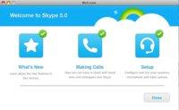 Agujero de seguridad en Skype 5.0 para Mac