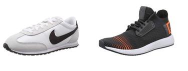 Chollos en tallas sueltas de zapatillas Nike, Puma o Asics en Amazon