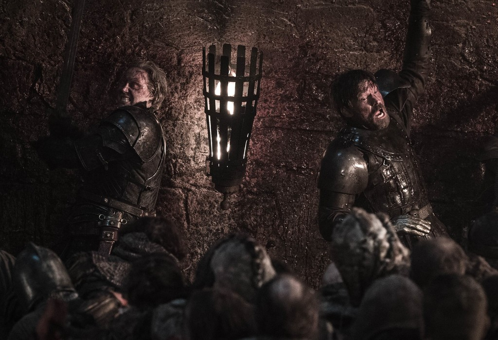 'Game of Thrones' 8x03: the making of immerses us in the huge HBO production to create the Battle of Invernalia