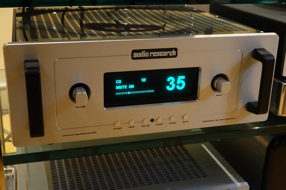 Foto de Equipos HiFi Audio Research y Sonus Faber / Devialet y Atohm (8/8)