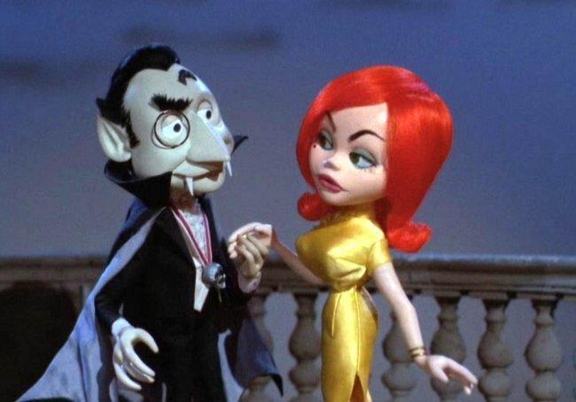 Imagen de la película 'Mad Monster Party'