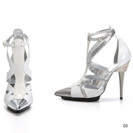 Colección de calzado Barbara Bui, verano 2009