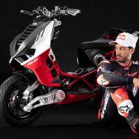 Italjet Dragster: un nuevo scooter deportivo que roza los 20 CV y viene avalado por Andrea Dovizioso, subcampeón de MotoGP