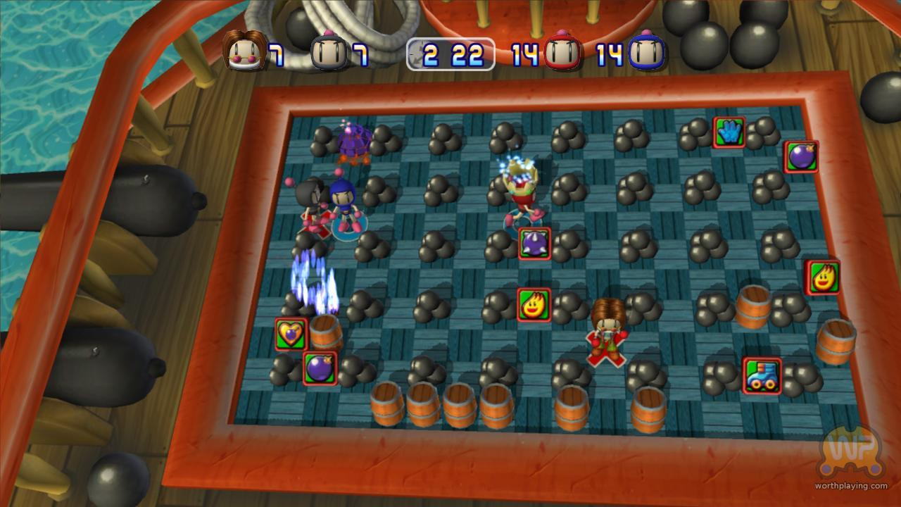 Foto de 031210 - Bomberman Live: Battlefest (4/6)
