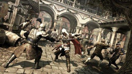 'Assassin's Creed: Brotherhood', nuevo tráiler y dos vídeos ingame
