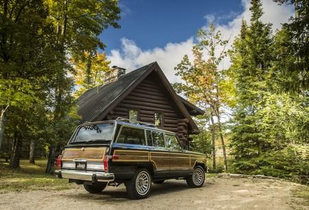 Jeep Wagoneer 1991