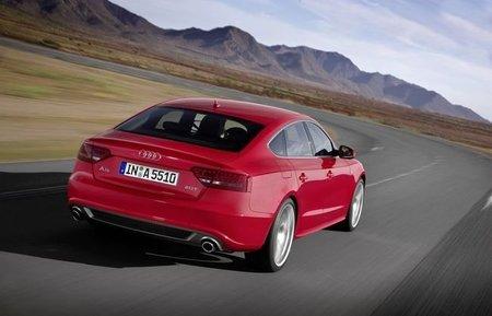 Nuevas combinaciones de equipamiento para el Audi A5 Sportback