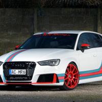 Audi RS3 MR Racing, cuando un RS3 no es suficiente