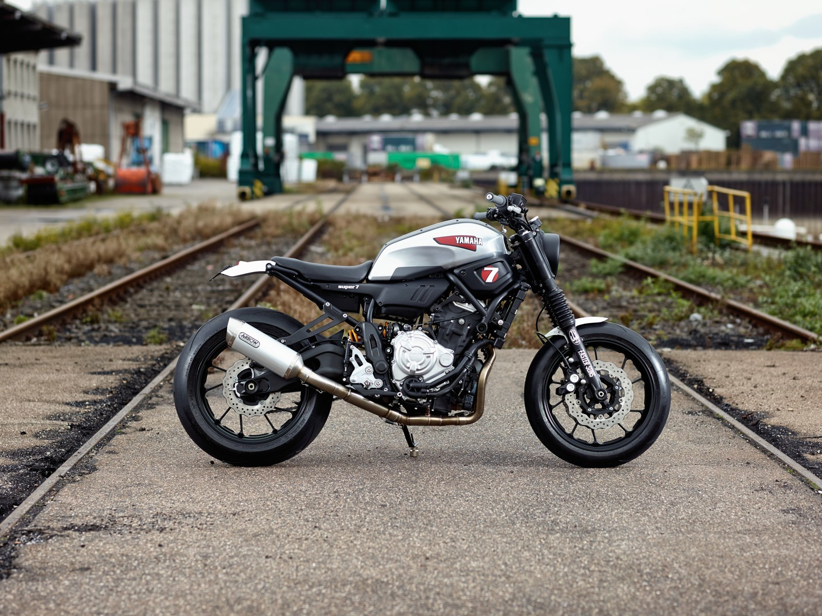 Foto de Yamaha XSR700 Super 7 by JvB-Moto (8/25)