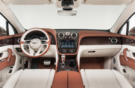 Bentley Bentayga 185