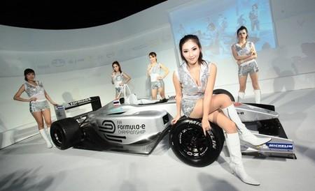 Fórmula E Presentación en Bangkok