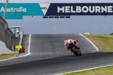 Test Australia Motogp 3 2017 Marc Marquez 2
