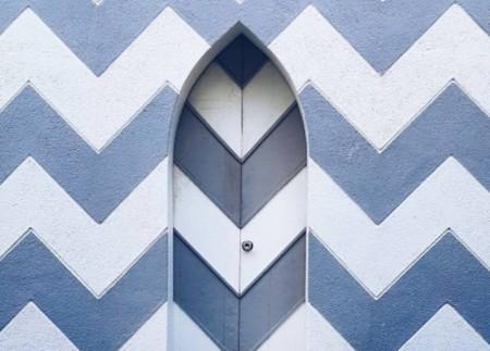 Cómo fotografiar puertas se puede convertir en un arte: así es la moda 'doortrait' de Instagram