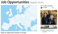 Apple abre una nueva web para buscar trabajo en las Apple Stores europeas, presentes... ¿y futuras?