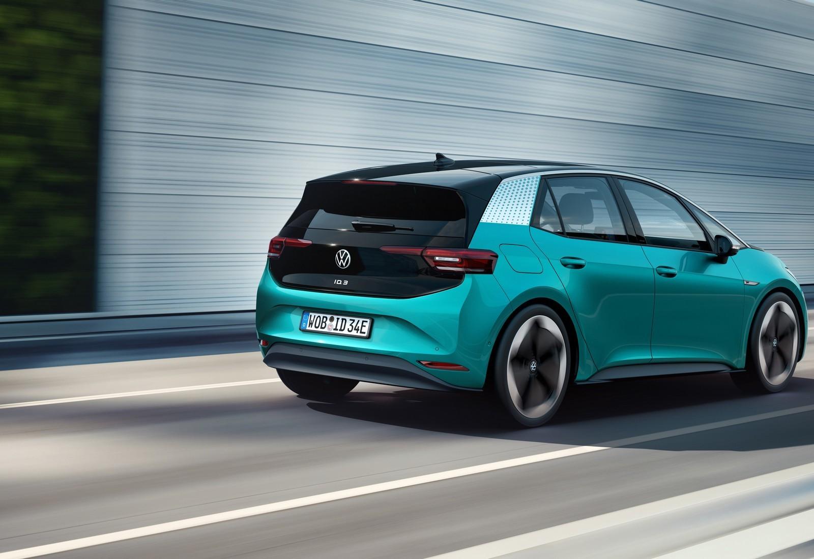 Foto de Volkswagen ID.3 (8/38)