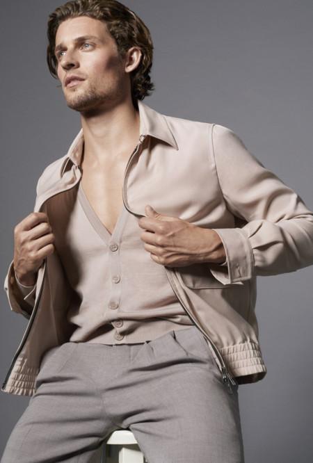La elegancia casual de la nueva colección de Armani para esta primavera