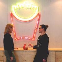 McDonald´s abre un restaurante efímero donde solo sirven patatas fritas