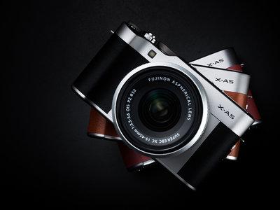 Fujifilm X-A5 y Fujinon XC15-45 mm F3.5-5.6 OIS PZ, una apuesta por la ligereza y el tamaño compacto para la Serie X