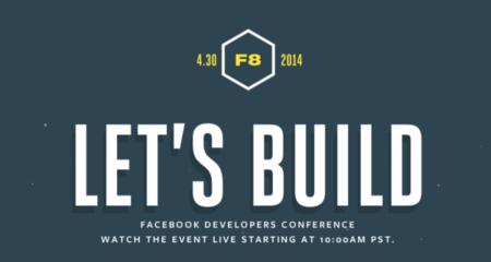 Sigue la conferencia Facebook F8 esta tarde en Genbeta