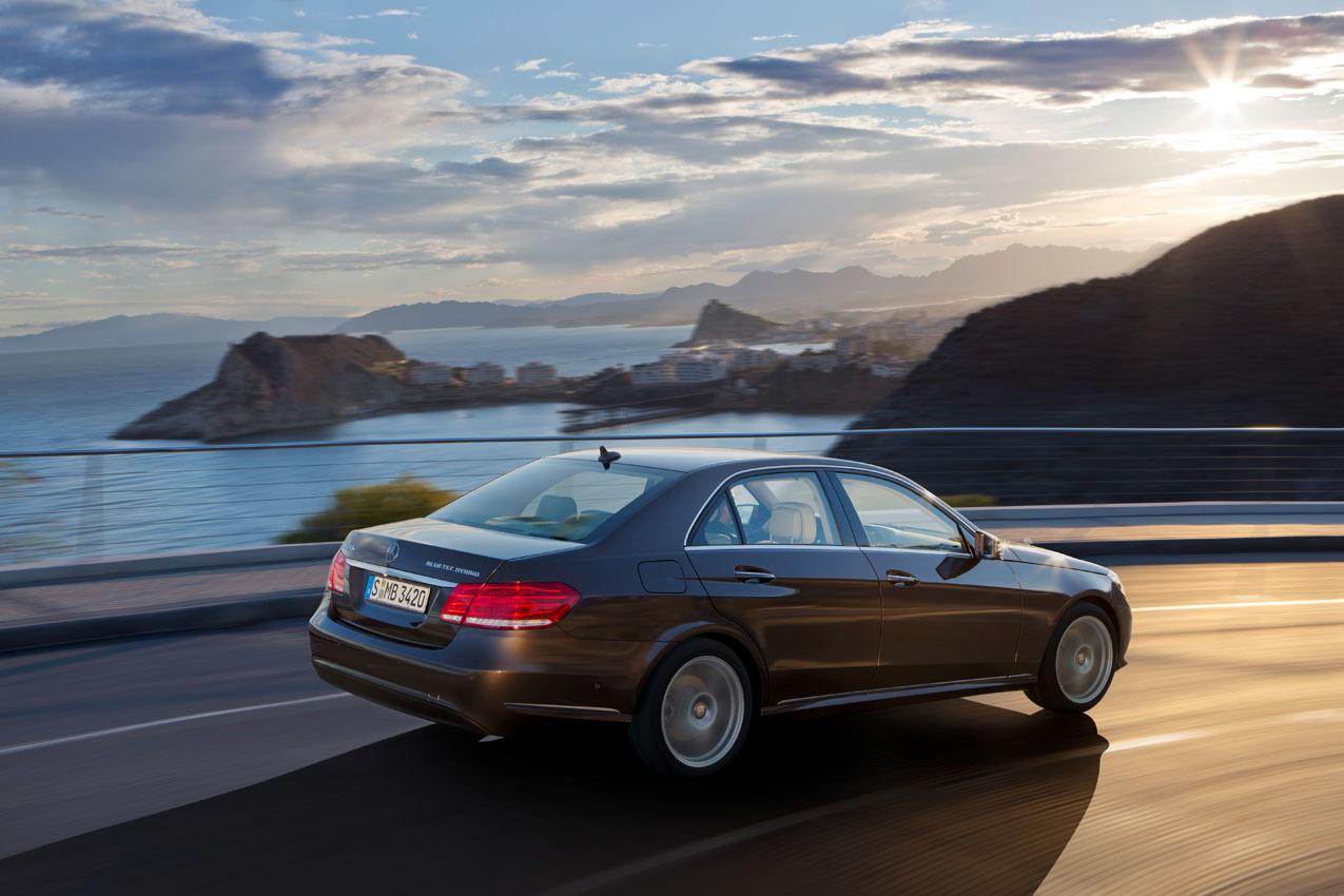 Foto de Mercedes-Benz Clase E 2013 (31/61)