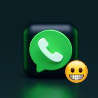 Así lucen las nuevas reacciones de WhatsApp que te dejan usar cualquier emoji y llegarán en próximas versiones