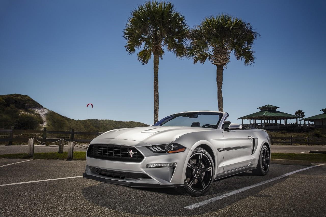 Foto de Ford Mustang California Special 2019 (1/8)