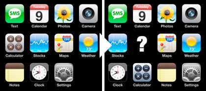 El misterio del iPhone y su aplicación número 12