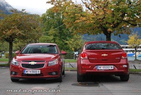 El Chevrolet Cruze Diesel americano se está desarrollando en Europa