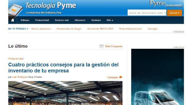 Tecnología Pyme cierra sus puertas