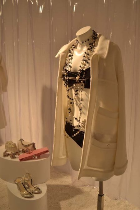 Baño Chanel colección Primavera-Verano 2012