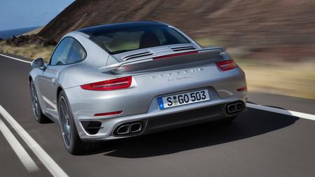 Porsche 911 Turbo y Turbo S 2013