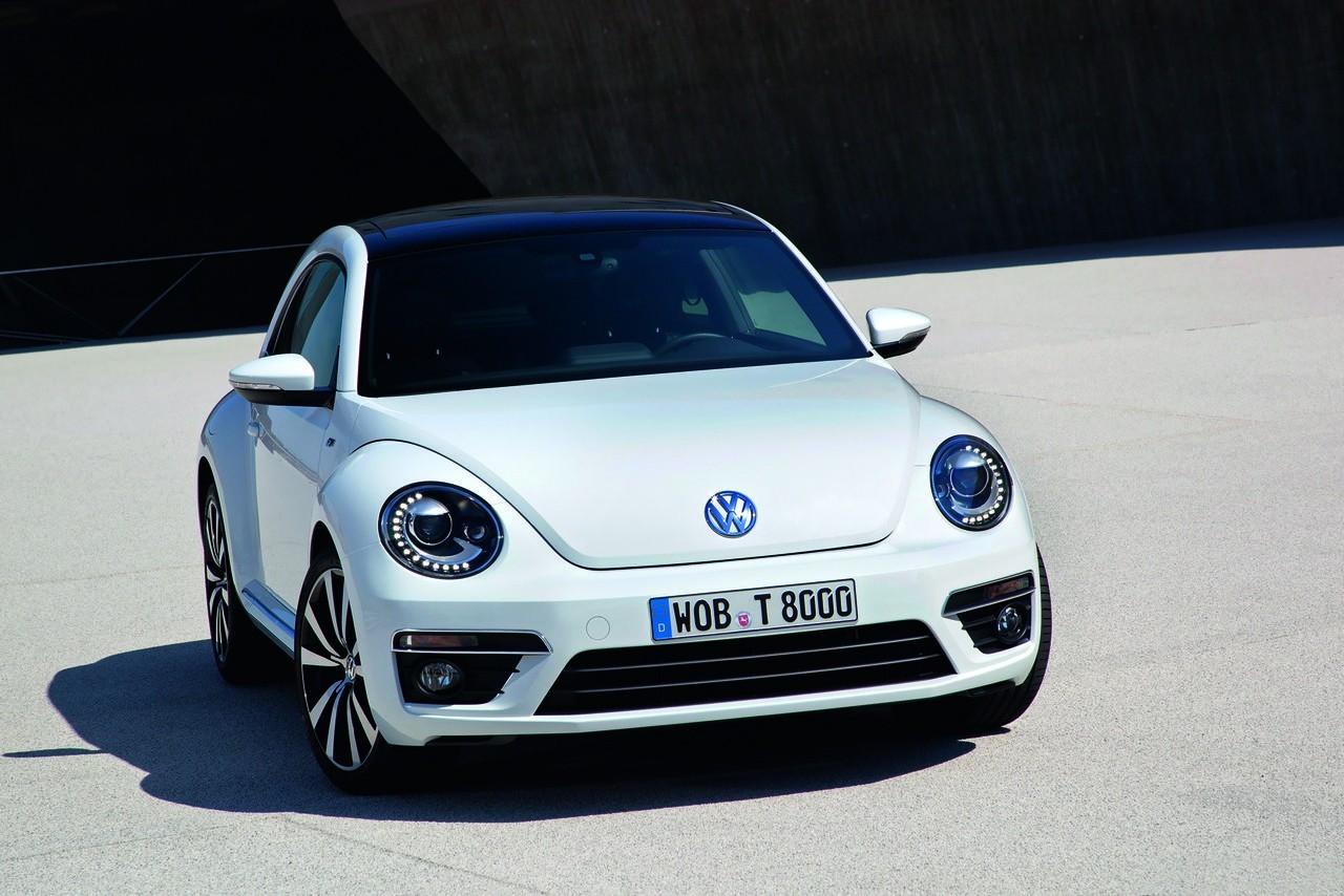 Foto de Volkswagen Beetle R-Line (3/6)