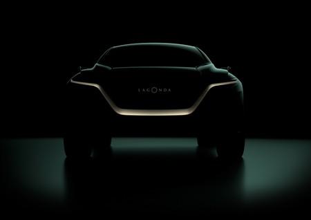 Lagonda All-Terrain Concept, el SUV eléctrico de súper lujo se deja ver antes de su debut en Ginebra