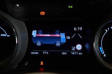 Cuándo debemos de evitar usar el freno motor en un híbrido eléctrico