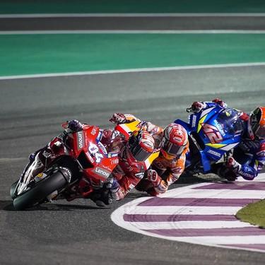 MotoGP Catar 2019 o el GP de la marmota: el duelo Dovizioso-Márquez, 'los otros' y las incógnitas