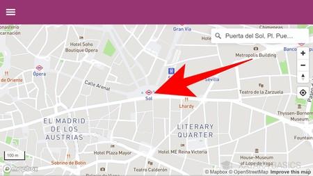 Click En Mapa