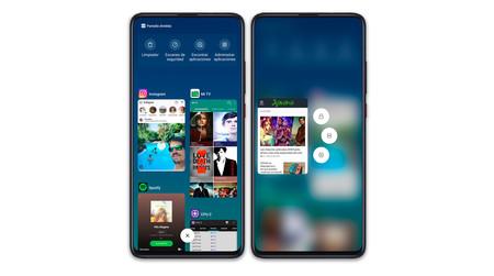 Xiaomi Mi 9t Pro Multitarea