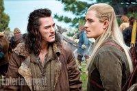 'El hobbit', primeras imágenes de 'La desolación de Smaug' y 'Partida y regreso'