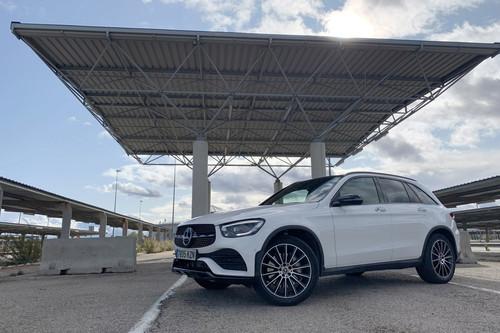 Probamos el Mercedes-Benz GLC 200 4matic, un coche SUV mild-hybrid que convence por confort pero desmerece la etiqueta ECO