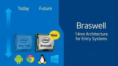 Intel Braswell llevará gráficos DirectX 11 al segmento low-end