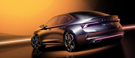 Se filtran las motorizaciones del nuevo Škoda Octavia RS, con versión híbrida enchufable idéntica a los Golf GTE y CUPRA León