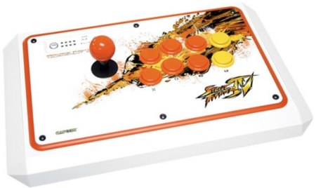 Joystick edición especial 'Street Fighter'