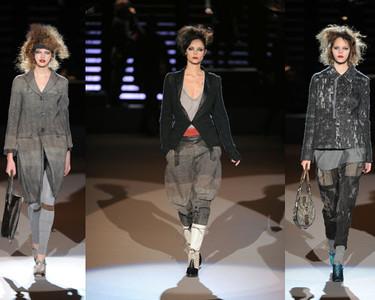 Diesel en la Semana de la Moda de Nueva York Otoño-Invierno 2009/10