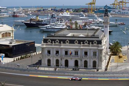 ¿Acogerá Valencia el GP Mediterráneo en 2009?