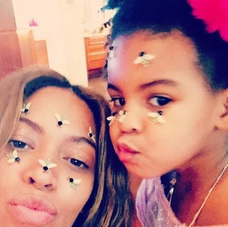 Beyonce Y Blue