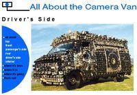 Camera Van: una furgoneta muy fotográfica de Harrod Blank