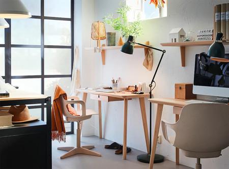 Escritorios para espacios pequeños: 23 ideas con las que construir tu rincón de trabajo