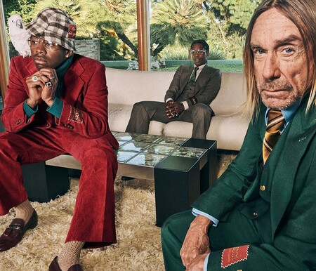 Gucci Retrata La Vida De Los Rockstars En Su Nueva Campana De Tailoring Para El Otono 2
