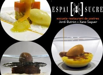 Concurso El Mejor Postre de Restaurante - The Best Dessert of Restaurant