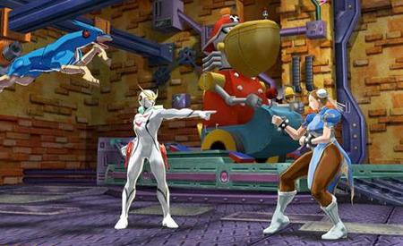 Tatsunoko vs. Capcom: Ulltimate All-Stars